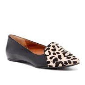 DV Dolce Vita Lex 2 Genuine Calf Hair Loafer Flat